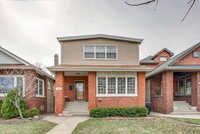 4540 N Lowell Avenue, Chicago, IL 60630 - MLS#: 09946888
