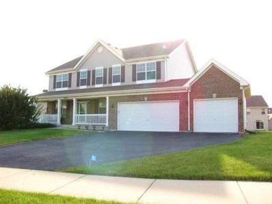26621 Silverleaf Drive, Plainfield, IL 60585 - #: 09946934