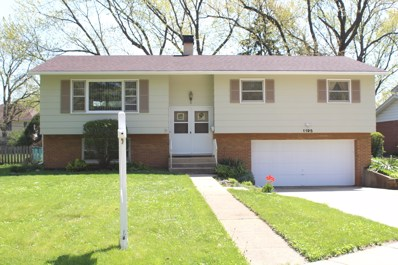 1195 Blackhawk Drive, Elgin, IL 60120 - #: 09946962