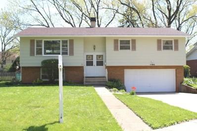 1195 Blackhawk Drive, Elgin, IL 60120 - MLS#: 09946962