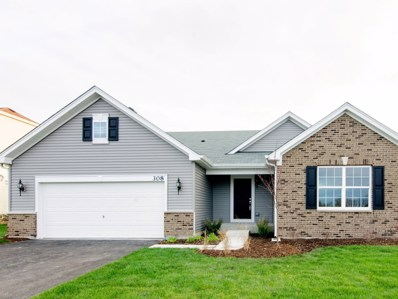 308 Fieldstone Drive, Woodstock, IL 60098 - MLS#: 09947121