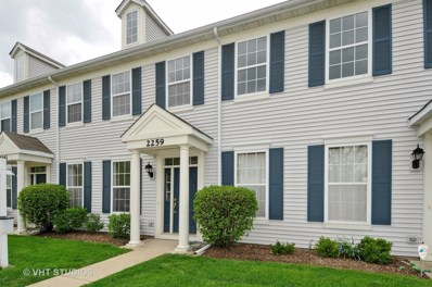 2259 Georgetown Circle UNIT 2259, Aurora, IL 60503 - MLS#: 09947127