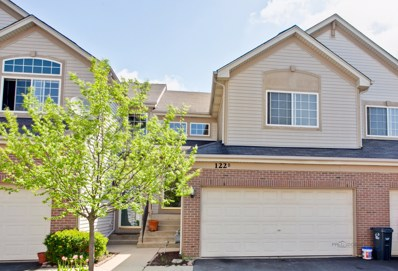 122 Southwicke Drive UNIT B, Streamwood, IL 60107 - #: 09947274