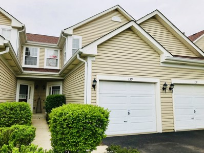 139 Northlight Passe, Lake In The Hills, IL 60156 - #: 09947441
