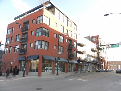 1621 S Halsted Street UNIT 305, Chicago, IL 60608 - MLS#: 09947456