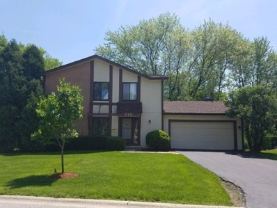 775 Chisholm Trail, Roselle, IL 60172 - #: 09947903