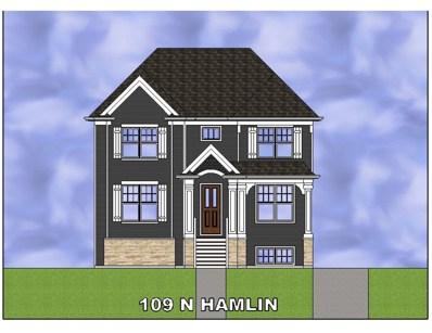 109 N Hamlin Avenue, Park Ridge, IL 60068 - #: 09948206