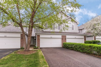 706 Timothy Court, East Dundee, IL 60118 - MLS#: 09948327