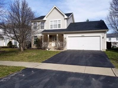 2431 Warm Springs Lane, Naperville, IL 60564 - MLS#: 09948336