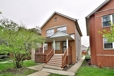 1011 N Keeler Avenue, Chicago, IL 60651 - MLS#: 09948904