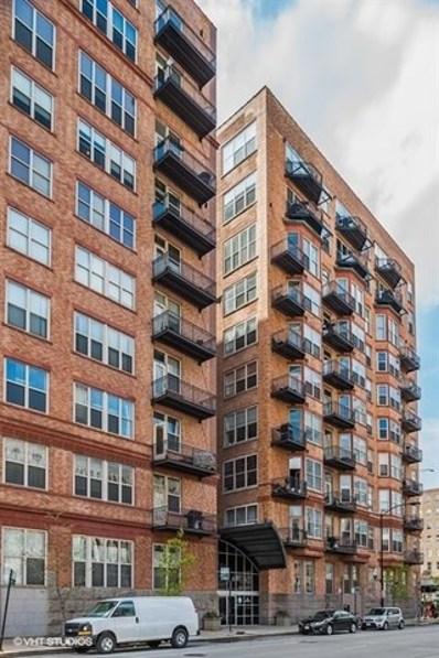 500 S Clinton Street UNIT 125, Chicago, IL 60607 - MLS#: 09949091