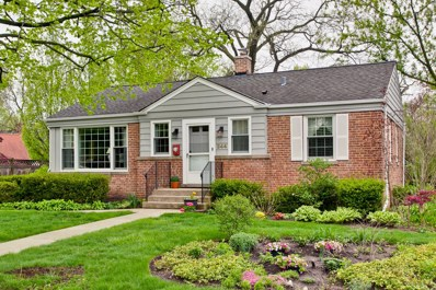 344 Eaton Street, Northfield, IL 60093 - MLS#: 09949216