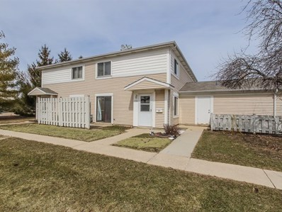 1550 CORNELL Circle UNIT 1550, Hoffman Estates, IL 60169 - MLS#: 09949233