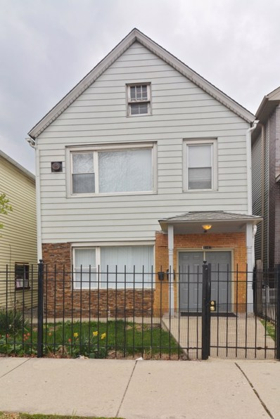 1642 N Campbell Avenue, Chicago, IL 60647 - MLS#: 09949307