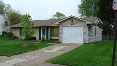 99 Stonehurst Drive, Elgin, IL 60120 - MLS#: 09949424