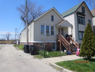 5844 S Shields Avenue, Chicago, IL 60621 - MLS#: 09949618