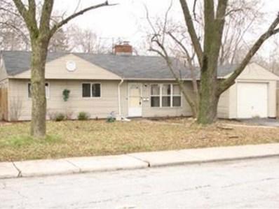 380 Oswego Street, Park Forest, IL 60466 - MLS#: 09949679