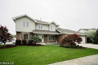 19541 Brookfield Circle, Tinley Park, IL 60487 - MLS#: 09949726