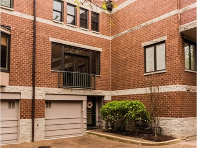 2730 N Greenview Avenue UNIT C, Chicago, IL 60614 - MLS#: 09949777