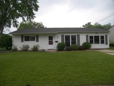 401 CONCORD Drive, Streamwood, IL 60107 - MLS#: 09949905
