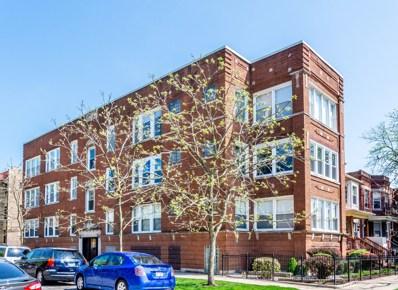 3215 W SUNNYSIDE Avenue UNIT 3A, Chicago, IL 60625 - MLS#: 09950021