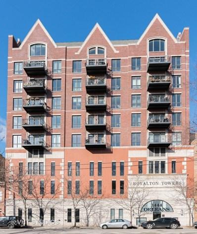 1444 N ORLEANS Street UNIT 5B, Chicago, IL 60610 - MLS#: 09950056