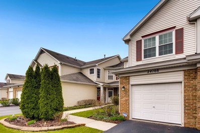24108 Pear Tree Circle UNIT 24108, Plainfield, IL 60585 - MLS#: 09950073