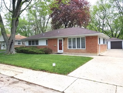 433 Natoma Street, Park Forest, IL 60466 - MLS#: 09950125