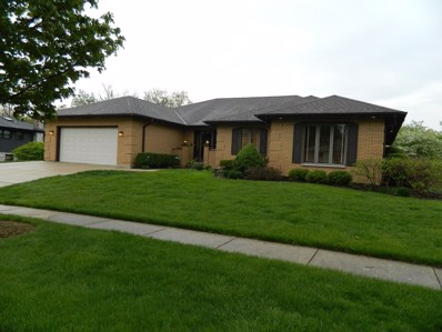 608 Catino Court, Roselle, IL 60172 - MLS#: 09950165