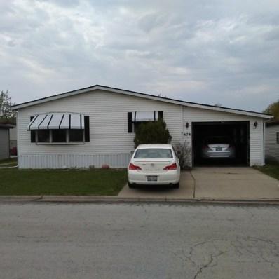 678 WOODBINE Terrace, Matteson, IL 60443 - MLS#: 09950398