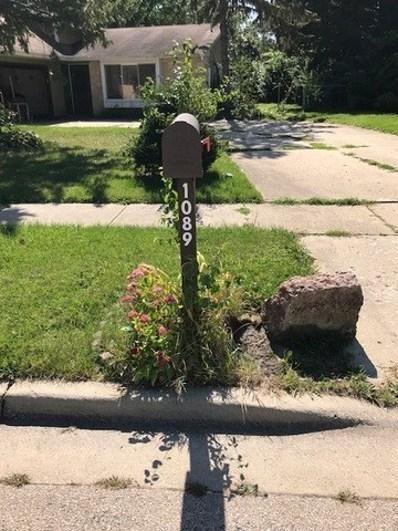1089 Hunter Drive, Elgin, IL 60120 - #: 09950534