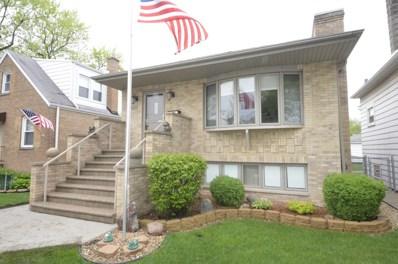 3804 N Olcott Avenue, Chicago, IL 60634 - MLS#: 09950611