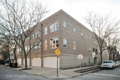 1705 W Le Moyne Street UNIT F, Chicago, IL 60622 - MLS#: 09950684