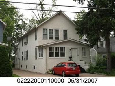 305 W Palatine Road, Palatine, IL 60067 - MLS#: 09950831