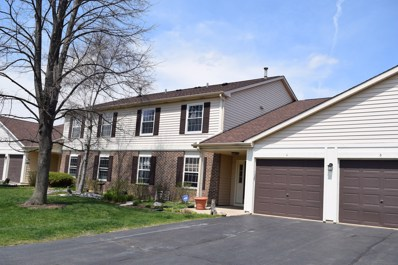 217 BRETT Circle UNIT A, Wauconda, IL 60084 - MLS#: 09950882