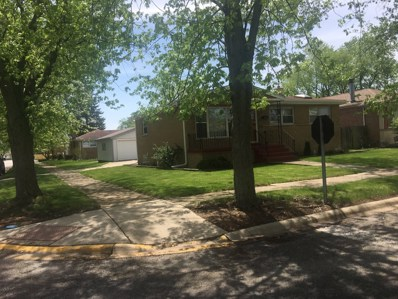 224 PARK Terrace, South Chicago Heights, IL 60411 - MLS#: 09950997