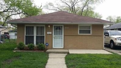 14703 Ellis Avenue, Dolton, IL 60419 - MLS#: 09951319