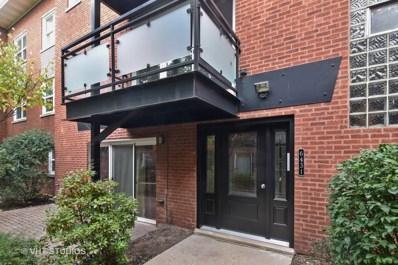6431 N Damen Avenue UNIT 3E, Chicago, IL 60645 - MLS#: 09951454