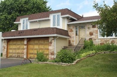 1686 Berkshire Street, Glendale Heights, IL 60139 - MLS#: 09951515