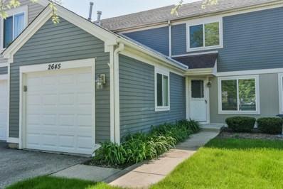 2645 Prairieview Lane SOUTH, Aurora, IL 60502 - MLS#: 09951690