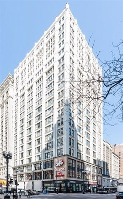 8 W MONROE Street UNIT 1701, Chicago, IL 60603 - MLS#: 09951776