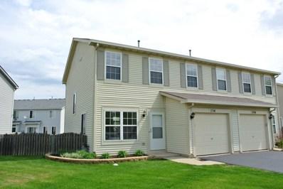 1750 Rebecca Drive, Romeoville, IL 60446 - #: 09951909