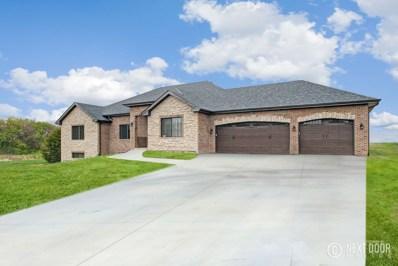 3513 W Pinewood Drive, Monee, IL 60449 - #: 09952225