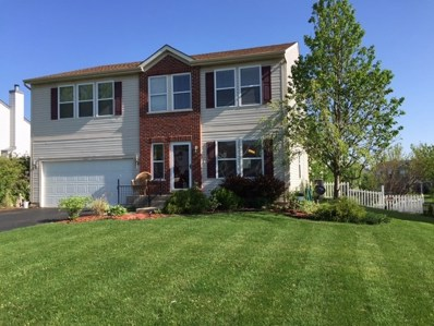386 Prairie Knoll Drive, Poplar Grove, IL 61065 - #: 09952373