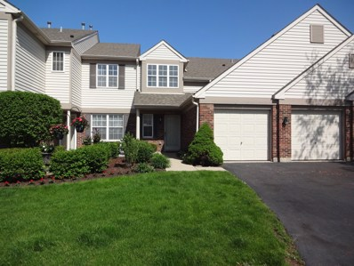 1740 AUTUMN Avenue UNIT C, Schaumburg, IL 60193 - MLS#: 09952611