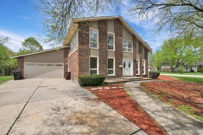 1359 Poplar Court, Homewood, IL 60430 - MLS#: 09952813