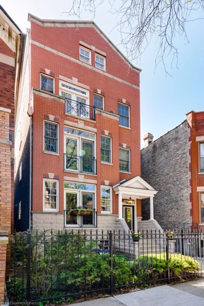 3248 N SEMINARY Avenue UNIT 1, Chicago, IL 60657 - MLS#: 09952892