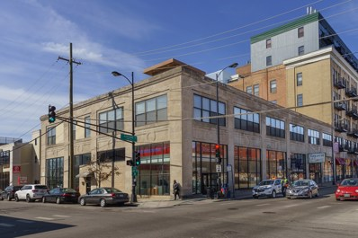 100 S Ashland Avenue UNIT 203, Chicago, IL 60607 - MLS#: 09952959