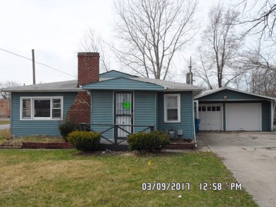 15052 Perry Avenue, South Holland, IL 60473 - #: 09952964