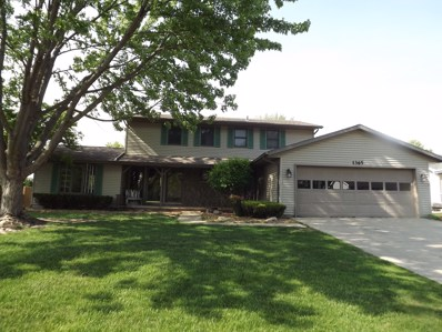 1365 Sommerset Way, Bourbonnais, IL 60914 - #: 09953015